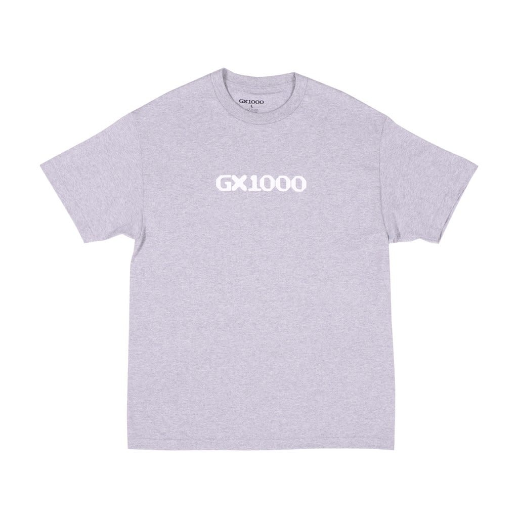 GX1000 OG Logo Heather Grey Tee