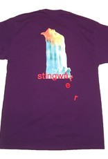 Stingwater Horses Tee Purple
