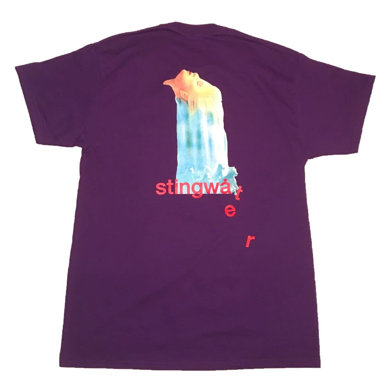 Stingwater Horses Tee Purple