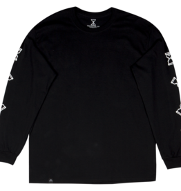SOUR SOLUTION S-T-Patience Black L/S