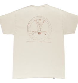 SOUR SOLUTION Loopman Tee White