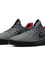 Nike USA, Inc. Nike SB Nyjah Free Dark Grey/Black Gym Red