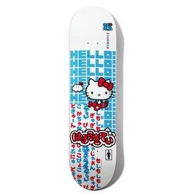 """Girl Skateboard Company McCrank Hello Kitty Sanrio 8.12"""""""