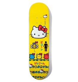 """Girl Skateboard Company Mikemo Hello Kitty Sanrio 7.75"""""""