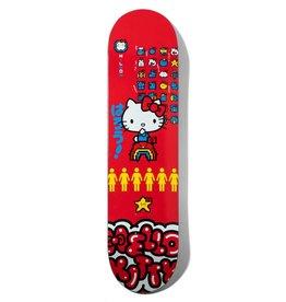 """Girl Skateboard Company Wilson Hello Kitty Sanrio 7.87"""""""
