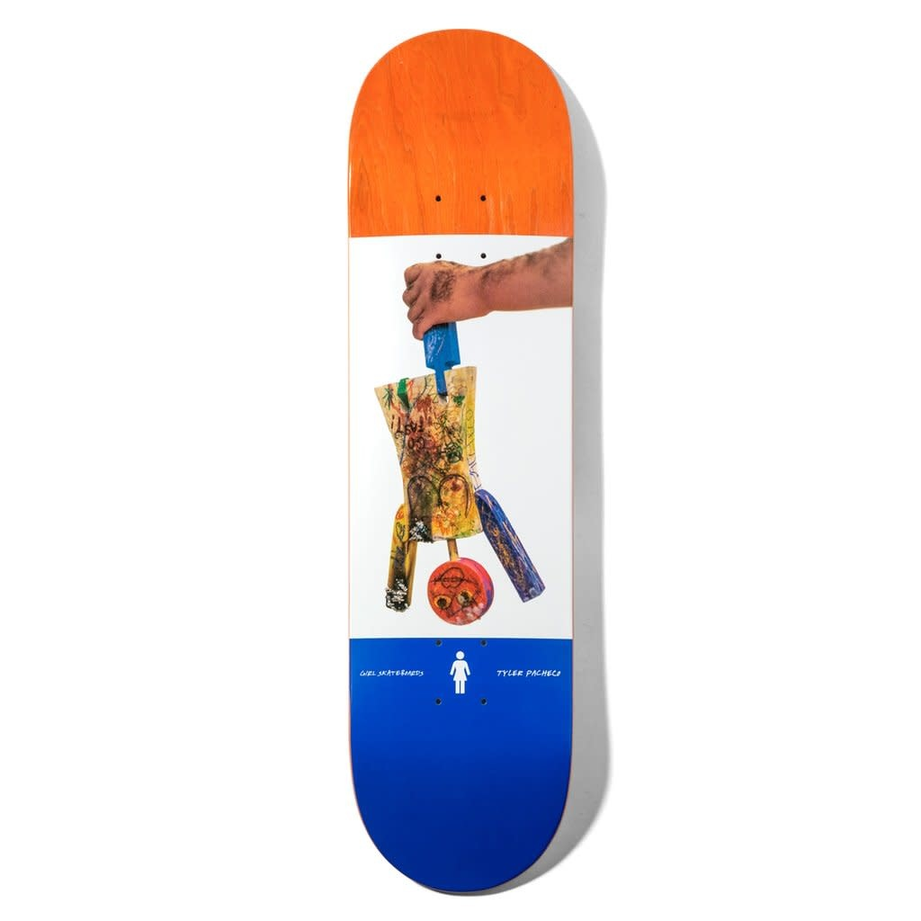 Girl Skateboard Company Pacheco One Off 8.5""