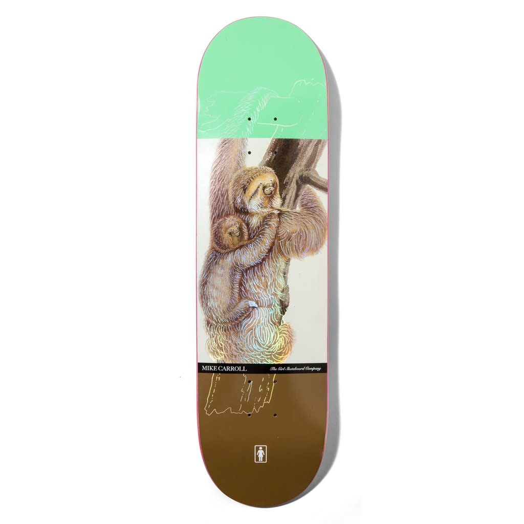 """Girl Skateboard Company Carroll Ecol-OG 8.0"""""""