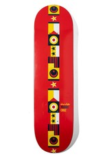 "Chocolate Skateboards Cruz Battle Lines 8.125"""