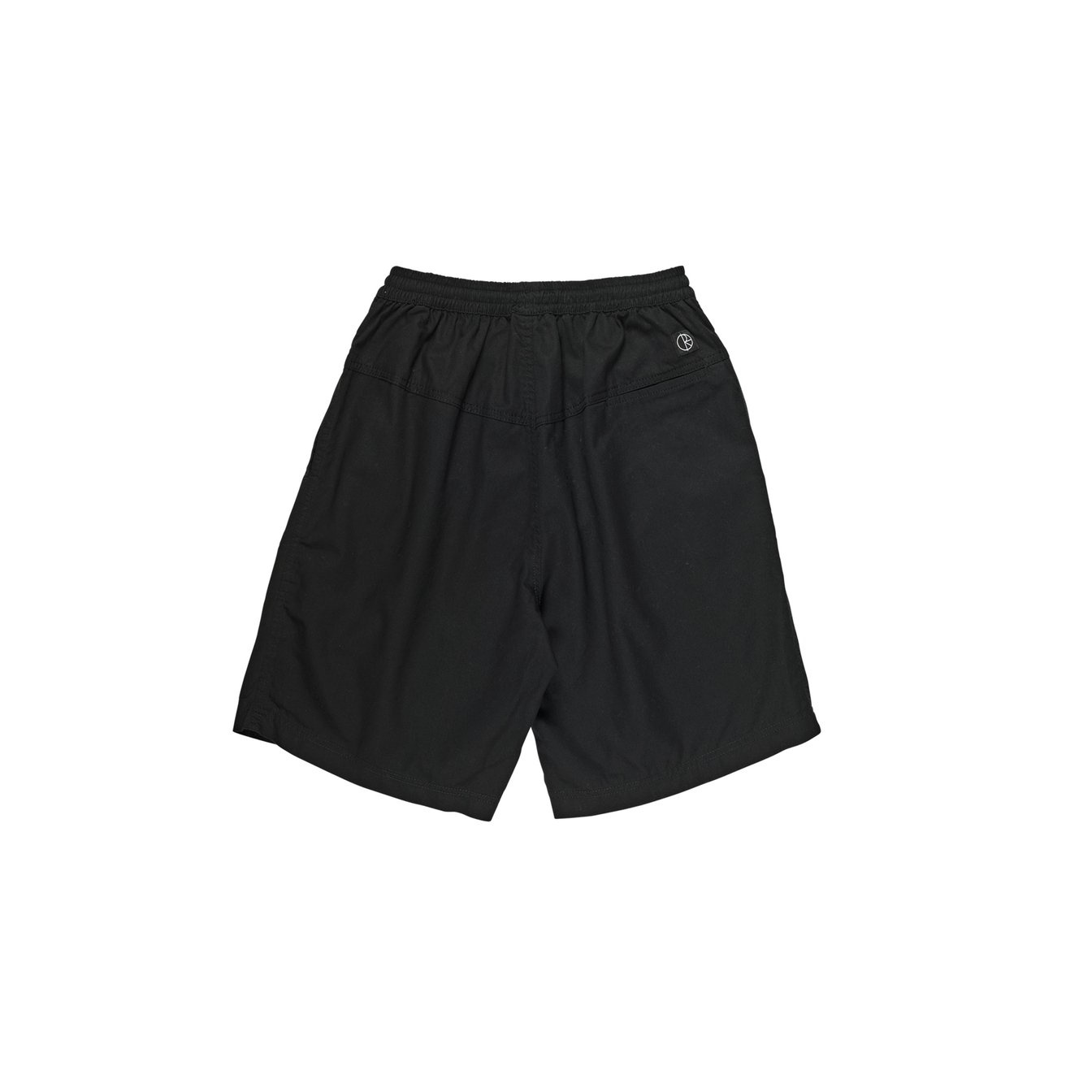Polar Skate Co. Surf Shorts Black/Black