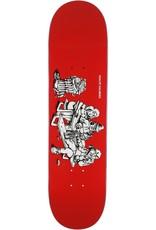 Polar Skate Co. Hjalte Halberg Picknick Red 8.25