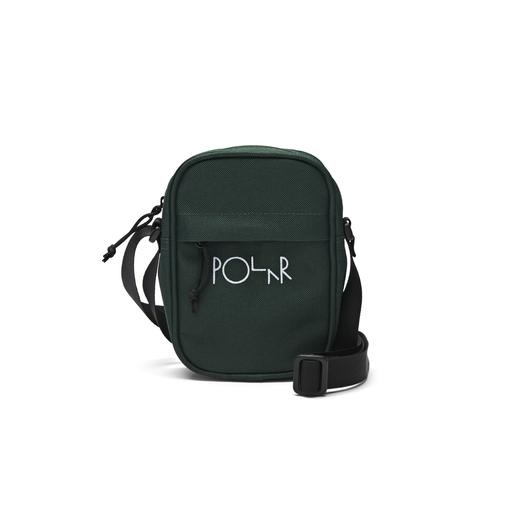 Polar Skate Co. Cordura Mini Dealer Bag Dark Green