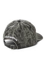 Polar Skate Co. Denim Cap Black Acid 57.5c