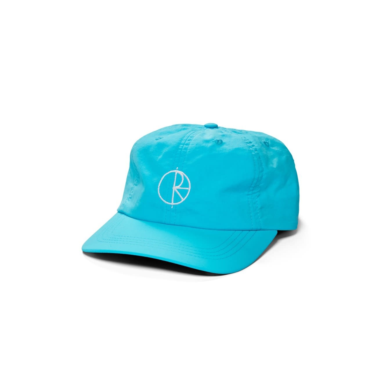 Polar Skate Co. Lightweight Cap Cyan