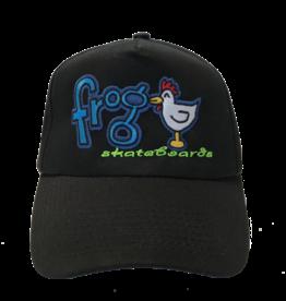 Frog Skateboards Lucky Chicken Hat Black
