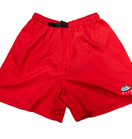 Frog Skateboards Frog Swim Trunks Red
