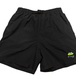 Frog Skateboards Frog Swim Trunks Black