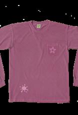 Frog Skateboards Pop Star Pocket L/S Purple