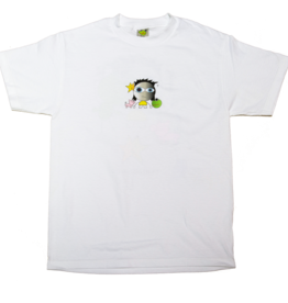 Frog Skateboards Frog Kid! Tee White