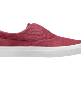 HUF Dylan Slip On Rosewood Red