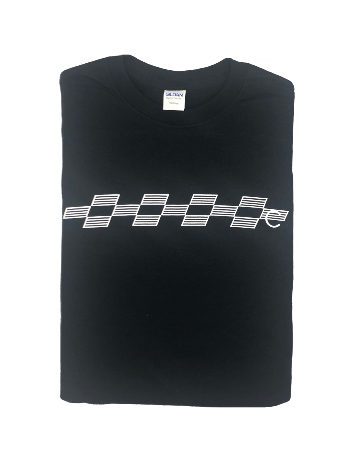 Coma Brand Coma Black Checker Tee