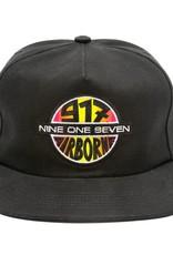 CallMe917 Airborne Division Hat Black
