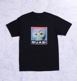 Quasi Skateboards Spaced Tee Black