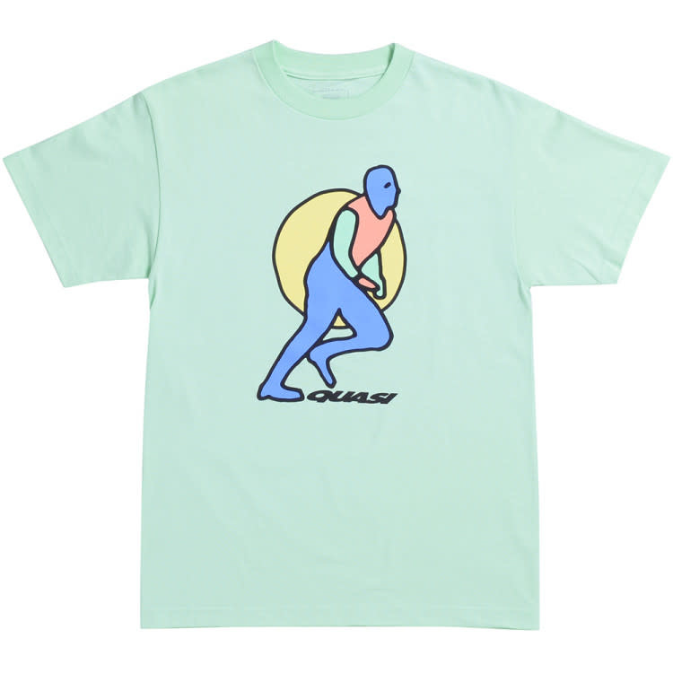 Quasi Skateboards Man Tee Mint