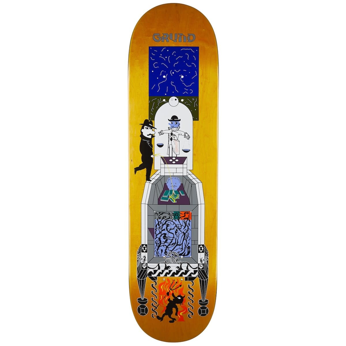 Polar Skate Co. Paul Grund Legacy 8.25