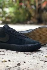 Nike USA, Inc. Blazer Zoom Chukka Black/Black
