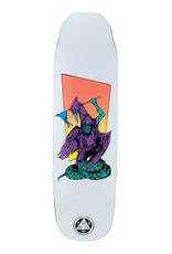 "Welcome Skateboards Twenty Eyes on Sledgehammer 9.0"" White/Purple"