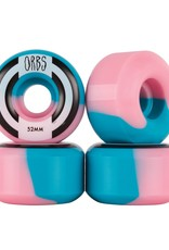 Welcome Skateboards Orbs Apparitions Splits Pink/Blue 52mm