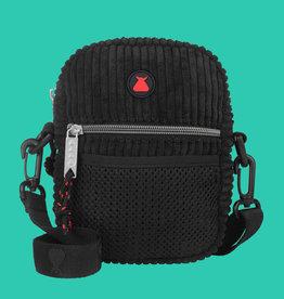 Bum Bag Midnight Compact Shoulder Bag Black