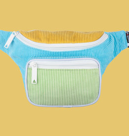 Bum Bag Groove Deluxe Hip Pack Pastel Tone