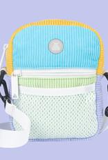Bum Bag Groove Compact Shoulder Bag Pastel Tone