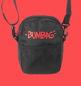 Bum Bag Baseline Compact Shoulder Bag Black