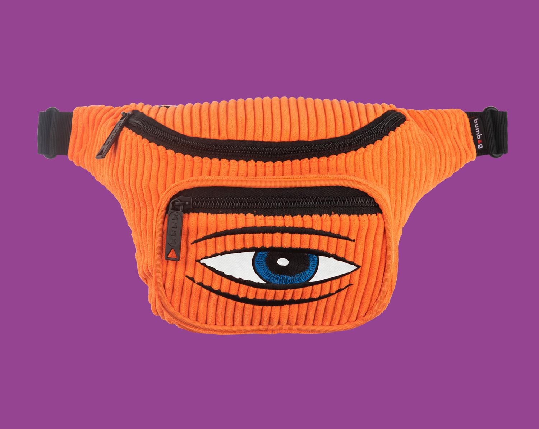 Bum Bag Toy Machine Deluxe Hip Pack Orange