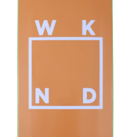 "WKND Logo Board Tan 8.0"""