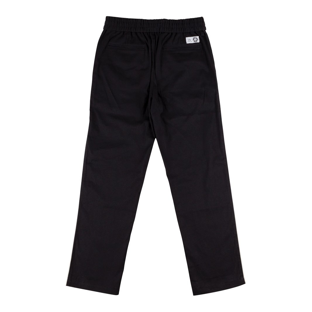 Welcome Skateboards Dark Wave Split-Color Pant Black/Bone