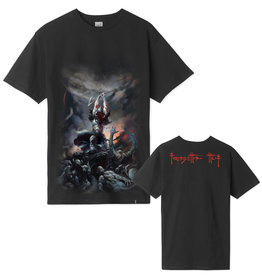 HUF Frazetta Death Dealer Black