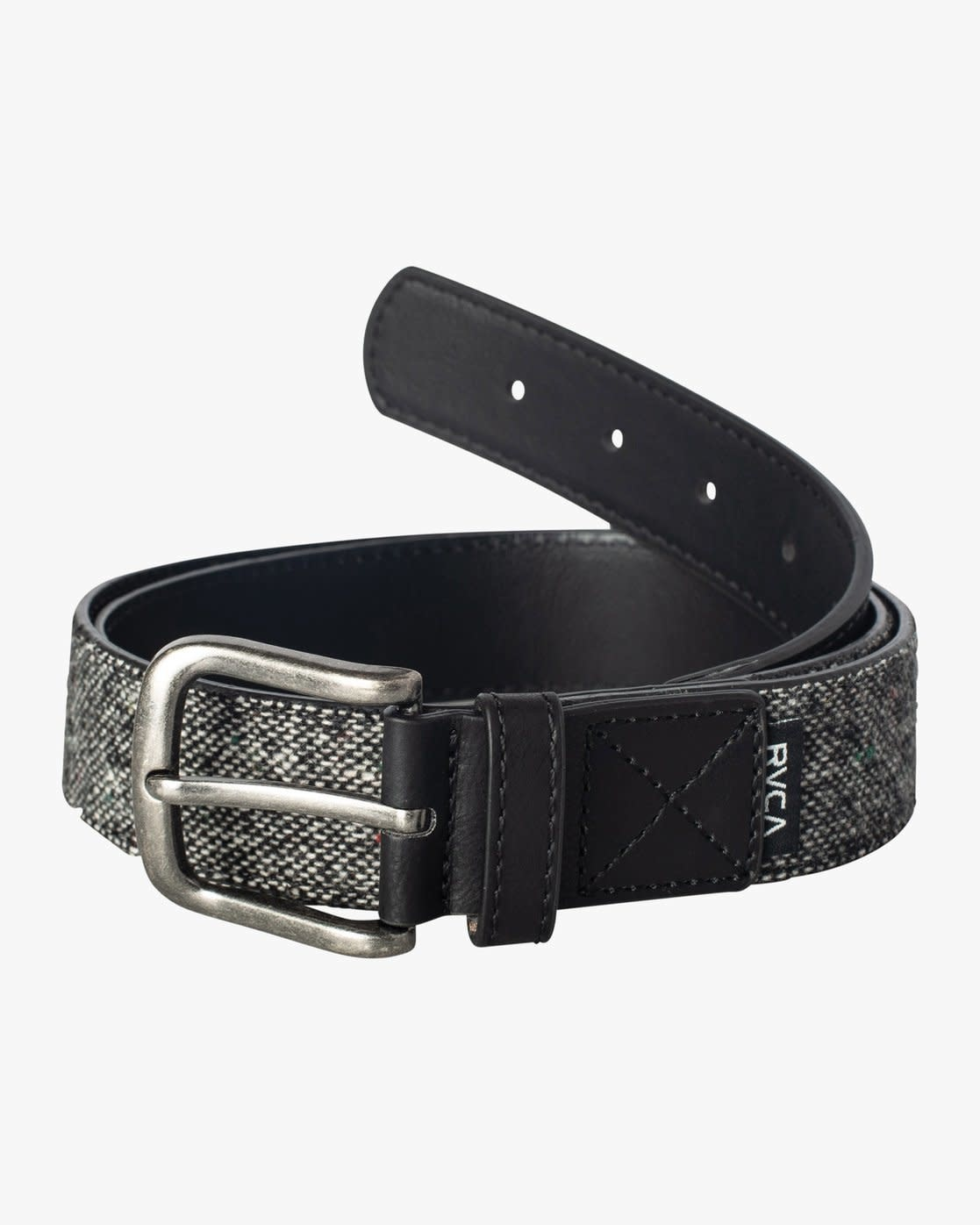 RVCA Leisure Belt Black/Grey