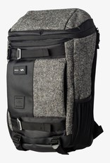 RVCA Voyage Skate Backpack Black/Grey