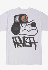 RVCA Remio Mix White
