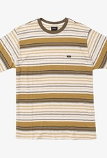 RVCA Deadbeat Stripe Apricot