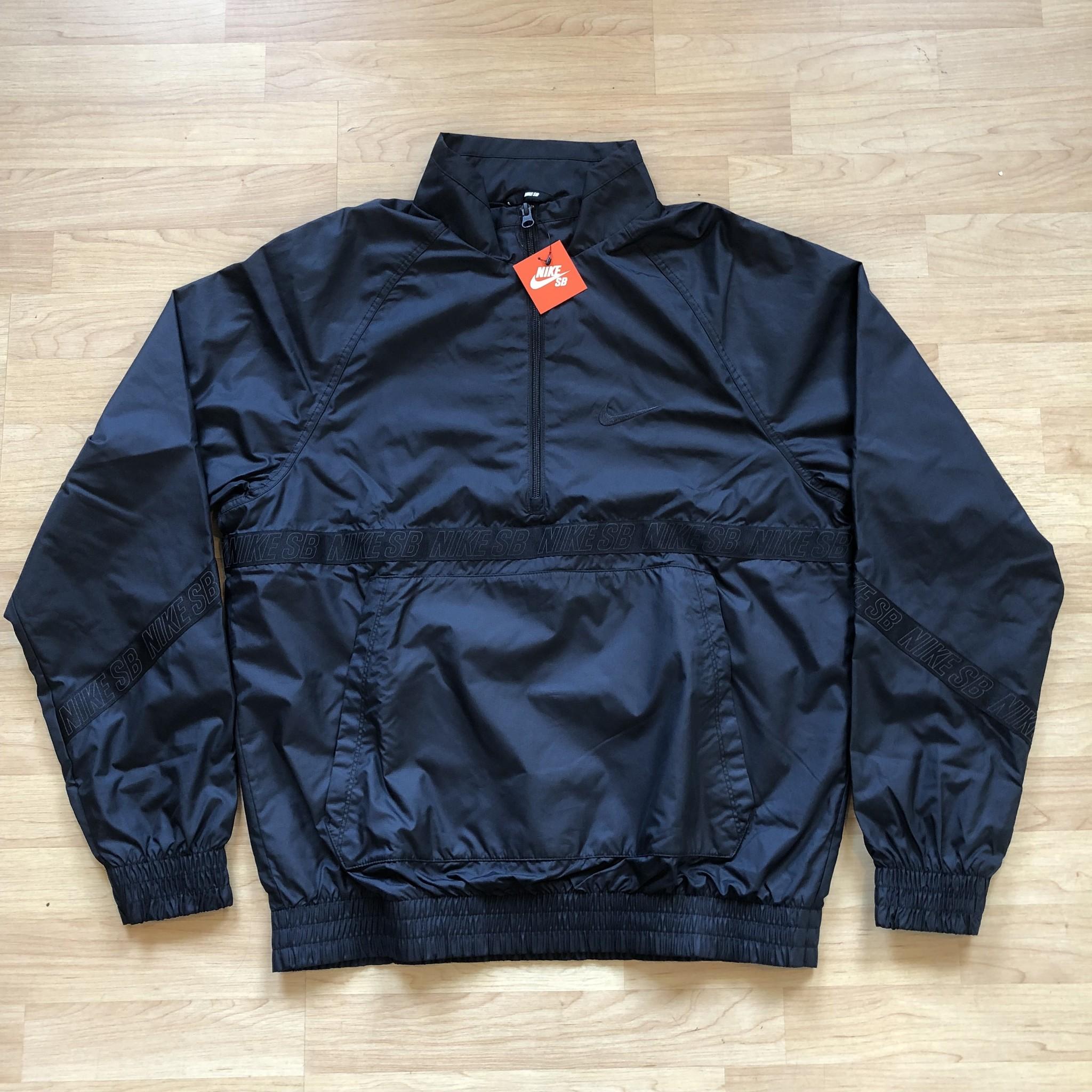 Nike USA, Inc. Nike SB Jacket ISO Black/Black