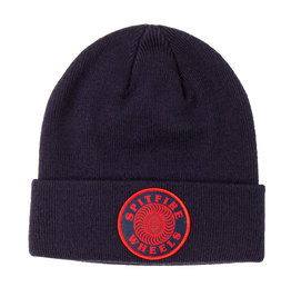 Spitfire Wheels OG Swirl Patch Navy Beanie