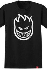 Spitfire Wheels Bighead Tee Black/White