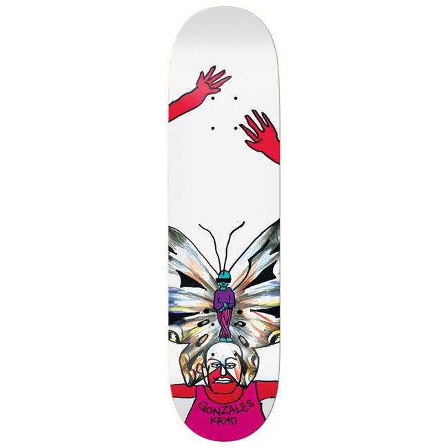 Krooked Gonz Wings 8.62