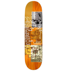 Real Skateboards Postcard Series Zion 8.5
