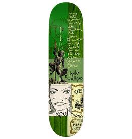 Real Skateboards Postcard Series Walker 8.38