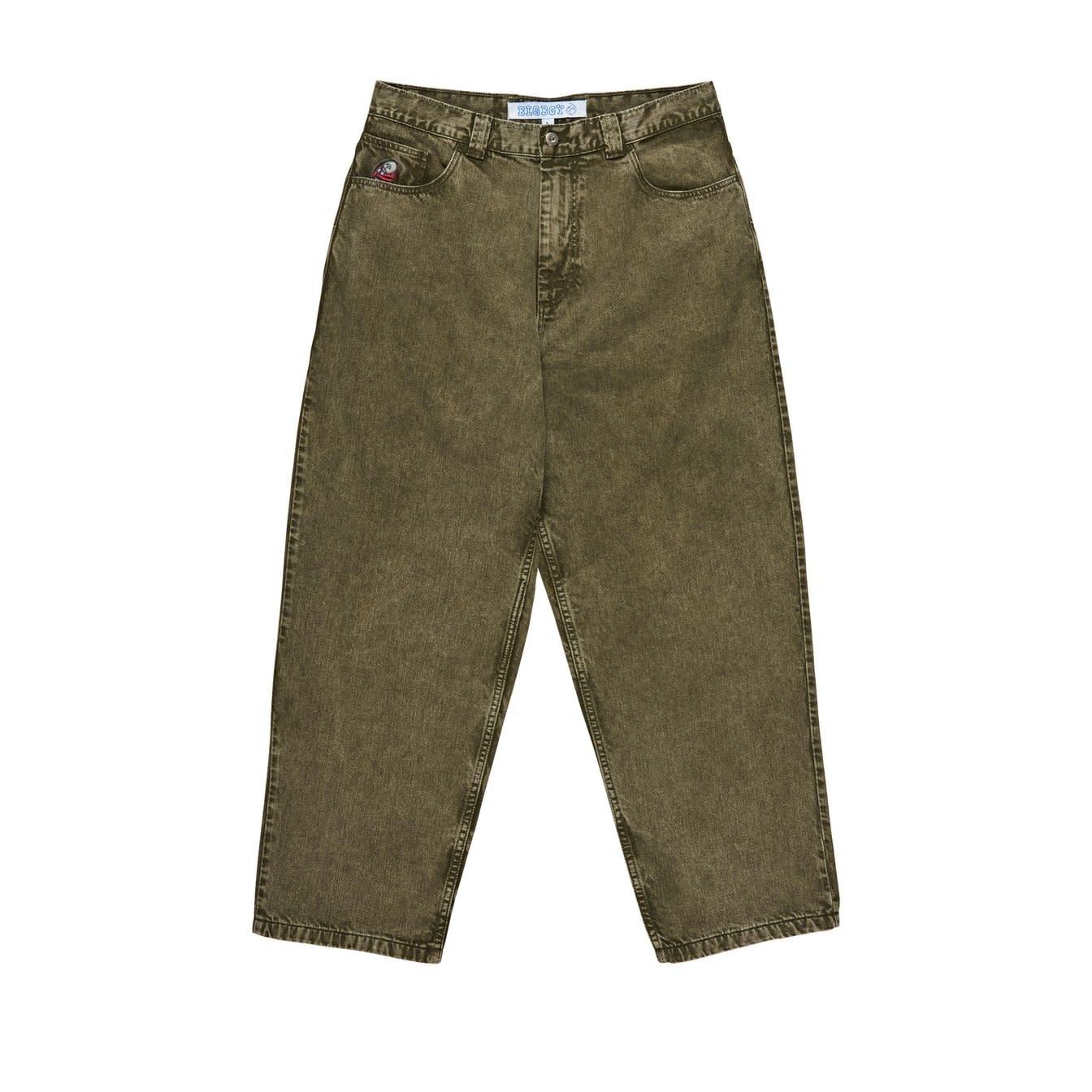 Polar Skate Co. Big Boy Jeans Army Green